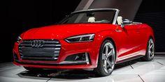 # Audi Se cabrioet
