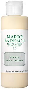 Papaya Body Lotion from Mario Badescu Skin Care via mariobadescu.com
