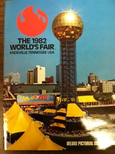 knoxville world's fair  1982...1st time I rode the pirate ship