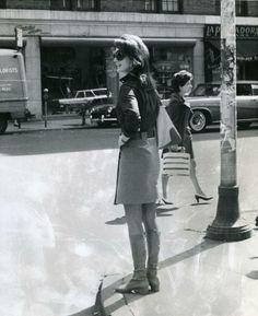 Jackie Kennedy in Manhattan, New York,  on September 30, 1969.