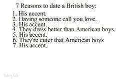 british accent <3<3<3