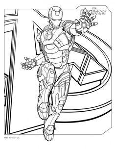 coloriage-avengers-iron-man-e1354193954846.jpg (480×620)