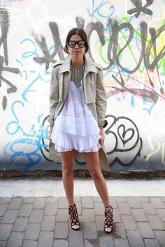 The Value of Investing in The Right Trench Coat - Man Repeller Style Work, Style Me, Street Style, Street Chic, Look 2015, Trench Coat Men, Leandra Medine, Look Fashion, Fashion Ideas