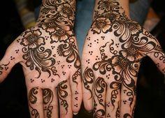 HENNA DESIGNS: 501 Henna Designs 2012