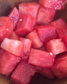 I literally stuff myself with watermelon on the daily 🍉 SO FREAKING DELISH 💕💕🤤 Watermelon, Delish, Universe, Fruit, Food, Essen, Cosmos, Meals, Yemek