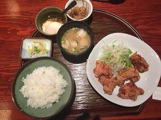 日替り定食@大阪