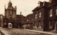 Landor House, Warwick