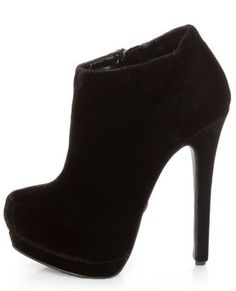 http://www.lulus.com/products/promise-kailin-black-velvet-platform-booties/53434.html