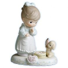 Growing In Grace Age 12 Figurine - Growing In Grace - Figurines - Precious Moments