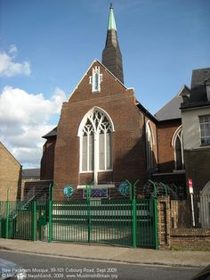 New Peckham Mosque, Southwark, London