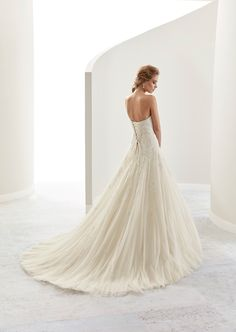 Wedding Dress Jolies  JOAB17466 2017