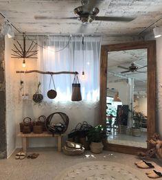 """광안리 라탄소품샵 """"포갬"""" : 네이버 블로그 Dream House Interior, Cafe Interior Design, Cafe Design, Interior Shop, Wood Interiors, Living Spaces, Sweet Home, Room Decor, Diy Wood"""