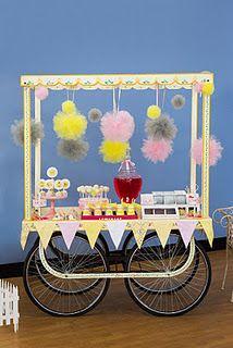 Cute idea for lemonade stand