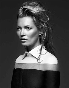 Kate Moss by Bryan Adams for Zoo Magazine Fall Winter 2013-2014 5