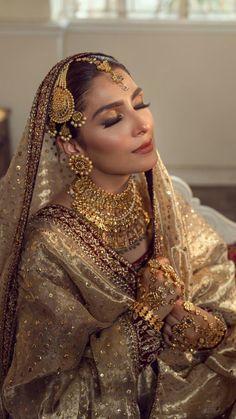 Asian Wedding Dress, Pakistani Wedding Outfits, Asian Bridal, Wedding Dresses For Girls, Pakistani Wedding Dresses, Bridal Outfits, Nikkah Dress, Beautiful Pakistani Dresses, Indian Dresses
