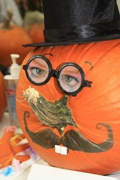 Charleston Daily Photo: Pumpkin Decorating Ideas