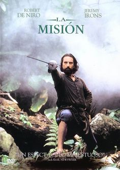 The Mission - Christian Movie/Film DVD Blu-ray, Robert De Niro, Jeremy Irons, Liam Neeson Films Chrétiens, Films Cinema, Cinema Tv, Cinema Posters, Movie Posters, Aidan Quinn, Liam Neeson, Beau Film, Great Films