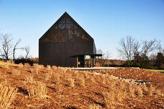 Gallery of Wild Turkey Bourbon Visitor Center / De Leon & Primmer Architecture Workshop - 21