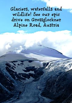 Driving through the famous Grossglockner Alpine Road from Austria to Slovenia - see why this is one of the top road trips in the world!