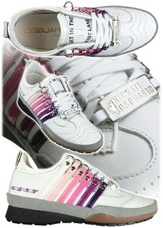 tennis shoes from dsquared