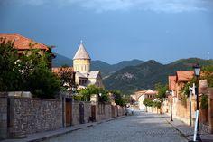 Mccheta - nasz numer jeden wśród gruzińskich miasteczek :)