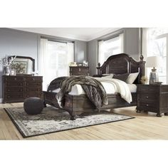 Found It At Wayfair   Almont Panel Customizable Bedroom Set