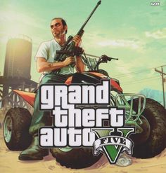 Grand Theft Auto V. Only character id be playing is Trevor. Yeahhh