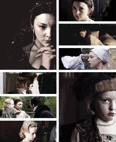 Anne and her daughter Elizabeth Anne Boleyn Tudors, Bbc Musketeers, Tudor Dynasty, Tudor Era, Jonathan Rhys Meyers, Natalie Dormer, Elizabeth I, Queen Of England, Henry Viii