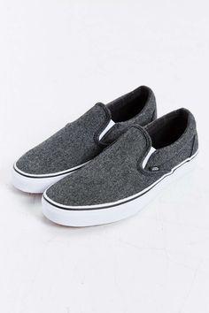 Gerin - Vans Classic Tweed Slip-On Sneaker (size 11)