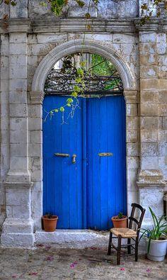 Panormo, Crete, Greece
