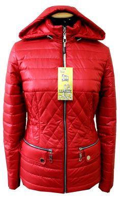 1ce840f28fdc Молодёжная красная куртка - купить по лучшей цене в Харькове от компании
