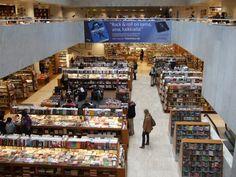 The Academic Bookstore, Helsinki