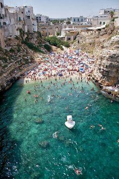 Puglia, Italy! Polignano a Mare