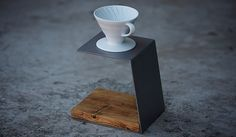 JM and Sons Pour Over Coffee Stand