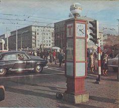 Al. Jerozolimskie / Marszałkowska, lata '60