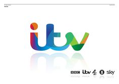 ITV logo - great article about the design process on logogdesignlove