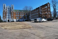 St Scholastica, Fort Smith, AR