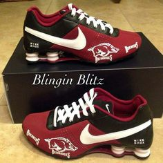 Razorback Nike Shox Got To Have
