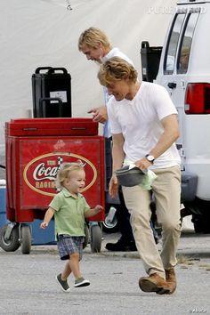 Robert Ford est le premier enfant d'Owen Wilson. Il est désormais grand frère !