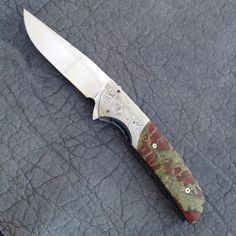 IMVUBU with a difference - Handmade & Custom Knives - Edge Matters Knife Discussion Forum