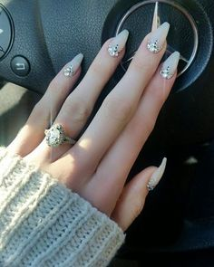 These oughtta warm you up in this cold Winnipeg weather! #swarovski #datrockdoe thanks Ana for the pic! #clientnailfie
