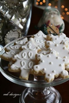 Christmas cookies - Photo by EAB Designs