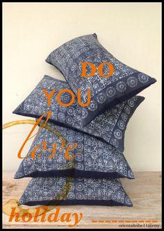 Vintage Ethnic Textile Decorative Throw Pillow by orientaltribe11@etsy #textile #art #tribal #hemp #linen #decor #designer #interior