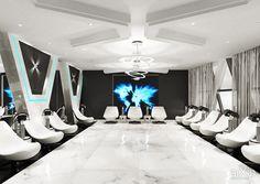 Офис в Дубаи: интерьер, зd визуализация, офис, администрация, современный, модернизм, кабинет личный, кабинет руководителя, 50 - 80 м2, интерьер #interiordesign #3dvisualization #office #administration #modern #personalcabinet #officeofceo #50_80m2 #interior