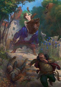 A Bela e A Fera seria uma história mais maneira se a Bela curtisse bestialidade.