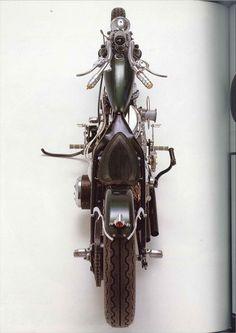 another zero engineering bike by Shinya Kimura