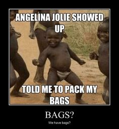 Bags?  - funny pictures #funnypictures