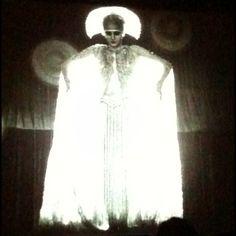 Maria the Robot dances in Fritz Lang's Metropolis