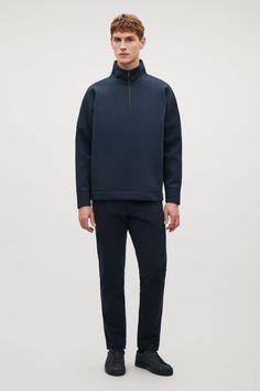 COS | Scuba sweatshirt