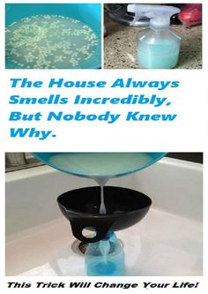 The House Always Smells Incredibly, But Nobody Knew Why. This Trick Will Change Your Life!